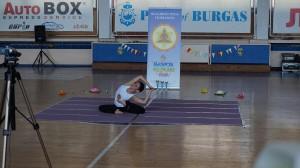 Лиляна Русева -първо място във възр. гр. 26-35 г, стил  съчетание на асана и първо място на Абсолютен шампионат в страша възраст