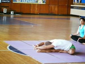 Даниел Димитров -първо място във възр. гр. 41-51 г, стил  асана и първо място в абсолютния шампионат в старша възраст